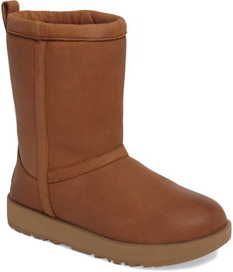 0d2ab8f090c UGG Classic Genuine Shearling Lined Short Waterproof Boot