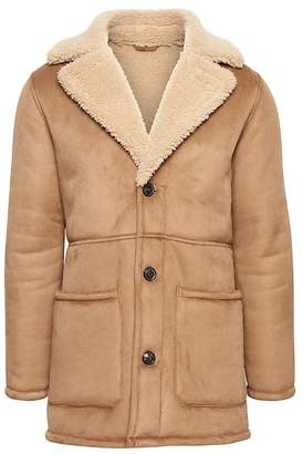 Banana Republic JAPAN ONLINE EXCLUSIVE Faux Shearling Coat