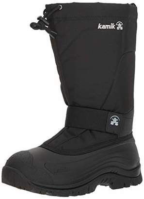 Kamik Men's GREENBAY4W Snow Boot 9 Wide US
