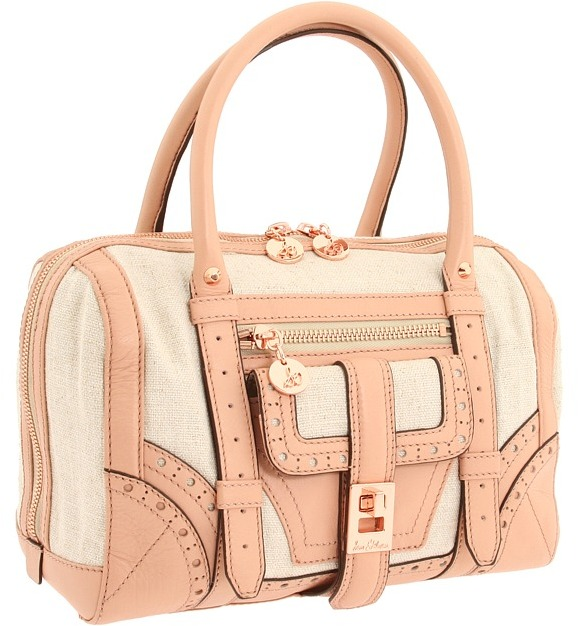 Sam Edelman Brigitte (Natural Linen Blend) - Bags and Luggage