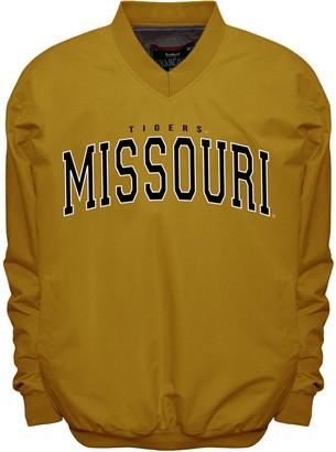 Men's Franchise Club Missouri Tigers Members Windbreaker Pullover
