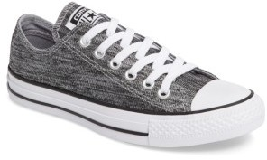 Women's Converse Chuck Taylor All Star Knit Low Top Sneaker $59.95 thestylecure.com
