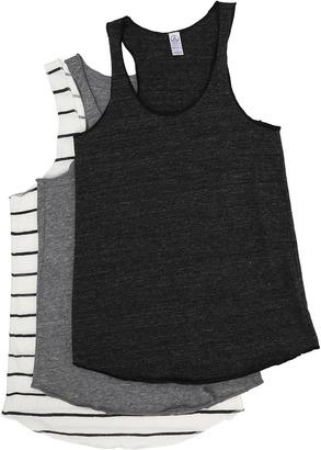 Alternative - Meeg's Racerback Tank Bundle Women's Sleeveless $58 thestylecure.com