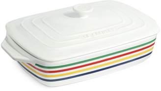 Le Creuset Hbc Stripes HBC x Multi Stripe Casserole Dish