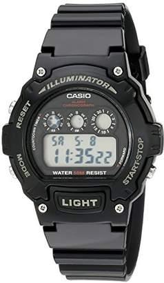 Casio ' Classic' Quartz Resin Casual Watch