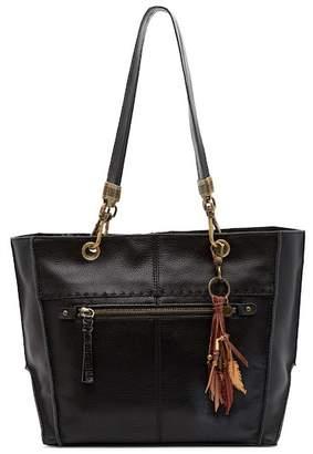 The Sak Indio East West Leather Shopper Bag