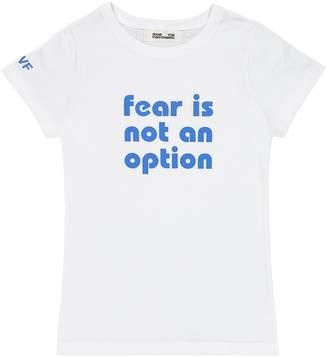 Diane von Furstenberg Mantra Cotton Crewneck T-Shirt
