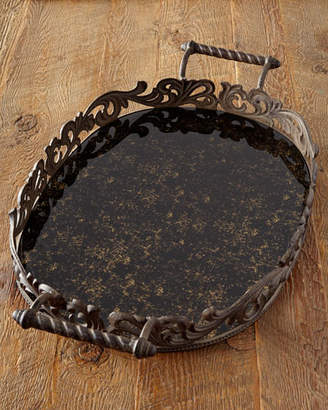 GG Collection G G Collection Large Oval Tray