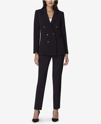 Tahari ASL Double-Breasted Jacket