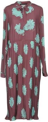 Fornarina Knee-length dresses