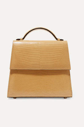 Hunting Season Small Lizard Tote - Camel