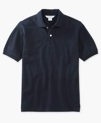 Brooks Brothers (ブルックス ブラザーズ) - BOYS GF コットンピケ ショートスリーブ ポロシャツ