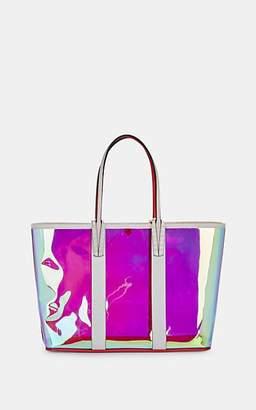 Christian Louboutin Women's Cabata Iridescent Tote Bag - Gold