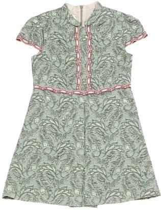 Gucci Green Viscose Dress