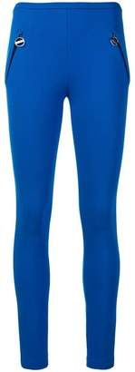 Emilio Pucci zipped pockets leggings