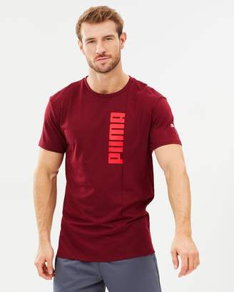 Puma Energy Triblend Graphic Tee