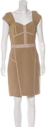 Rebecca Taylor Bustier Mini Dress