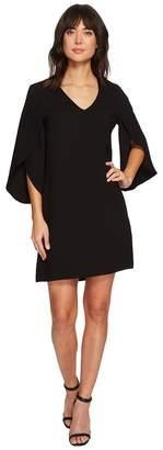 Karen Kane Split Sleeve Shift Dress Women's Dress