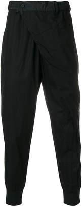 Y-3 Poplin trousers