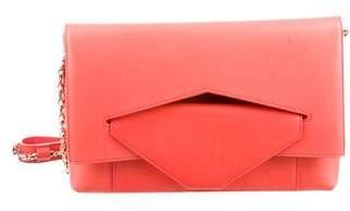 Oscar de la Renta Medium Grace Shoulder Bag