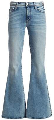 Mother Super Cruiser High-Rise Flare Jeans