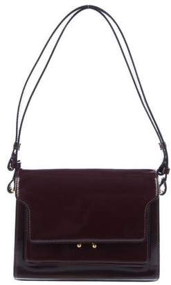 Marni Leather Trunk Bag