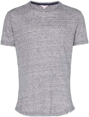 Orlebar Brown linen melange T-shirt