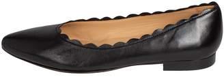 Pascucci Leather, Black, Ballet-Flats