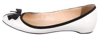 Christian Louboutin Bow Ballet Flats