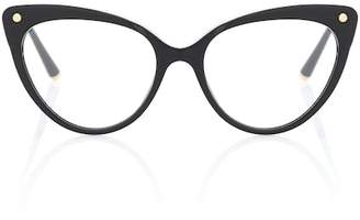 Dolce & Gabbana Cat-eye glasses
