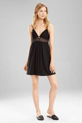 Josie Tile Lily Chemise With Keyhole