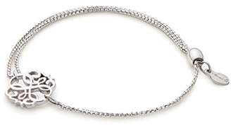 Alex and Ani Path of Life Pull Chain Bracelet, Sterling Silver