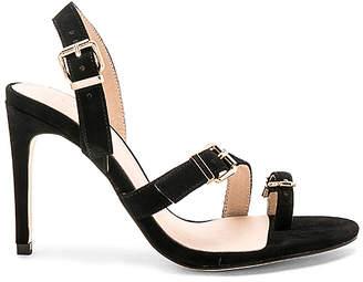 304558da73a2 Raye Black Leather Sole Sandals For Women - ShopStyle Australia