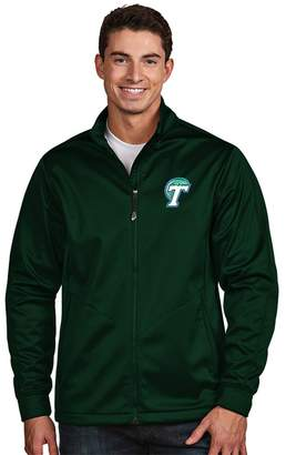 Antigua Men's Tulane Green Wave Waterproof Golf Jacket