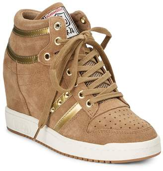 Ash Women's Wedge Hi-Top Sneakers
