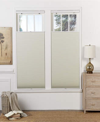 The Cordless Collection Cordless Blackout Top Down Bottom Up Shade, 31.5x64