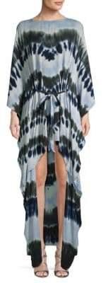 Young Fabulous & Broke Jolie Printed High-Low Dress