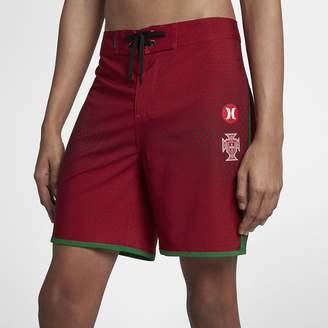 "Hurley Phantom Portugal National Team Men's 18"" Board Shorts"