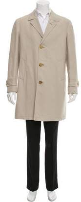 Gucci Water-Resistant Trench Coat