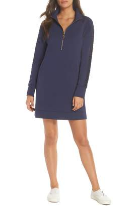 Lilly Pulitzer R) Skipper Half Zip Dress