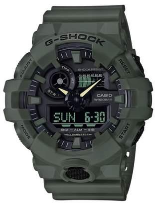 G-Shock BABY-G Military Ana-Digi Watch, 53mm
