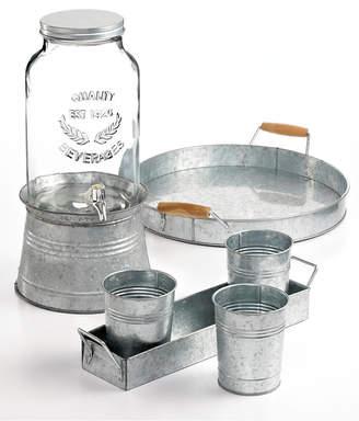 Artland Masonware Galvanized Tin Collection