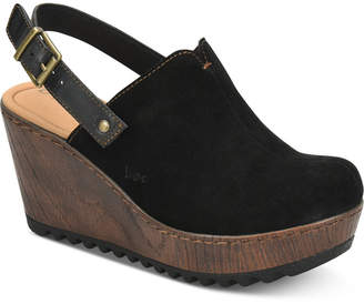 b.ø.c. May Slingback Clogs Women Shoes