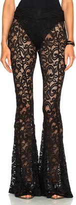 Norma Kamali Fishtail Pant $260 thestylecure.com