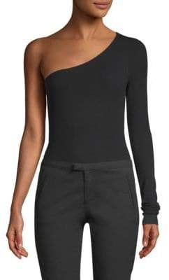 ATM Anthony Thomas Melillo Single Sleeve Bodysuit