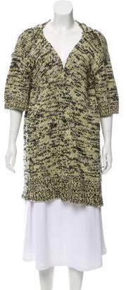Zucca Mélange Knit Cardigan