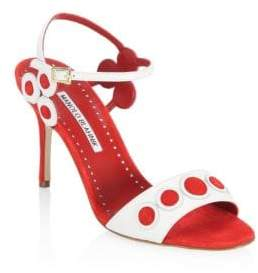 Manolo Blahnik Kakangapla High Heel Sandals