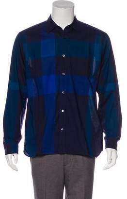 Burberry Exploded Check Shirt