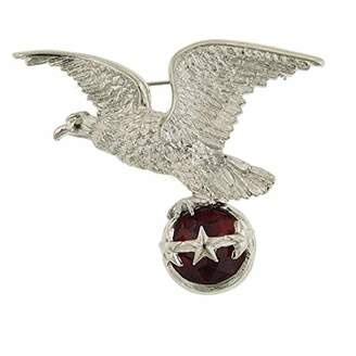 1928 Jewelry 1928 Jewelry Made in America USA Eagle Brooch