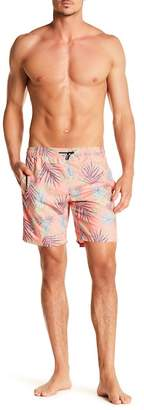 Trunks Benson Print Swim Shorts